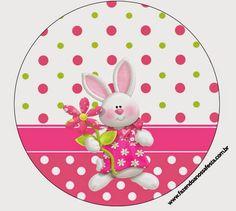 Pascua en Rosa: Etiquetas para Candy Bar para Imprimir Gratis. | Ideas y…