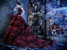 myfashion_diary: Michael Cinco 2014