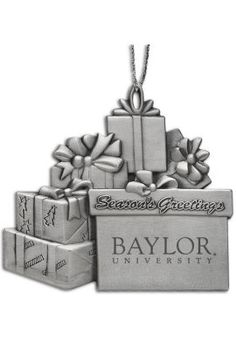#Baylor Christmas ornament! ($9.95 at Baylor Bookstore)