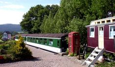 Sleeperzzz Hostel Rogart Stay on a first class train in the scenic Scottish Highland village of Rogart, beside a working railway station, stay in the Sleeperzzz Hostel Rogart, Highland, United Kingdom. Sleeperzzz is a... #bedandbreakfast #Hostels  #Travel #Backpackers #Accommodation #Budget