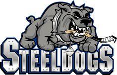Sheffield Steeldogs logo