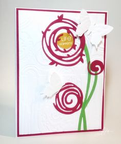 APRVSN17M | Life Happens by scrapaholic007 - Cards and Paper Crafts at Splitcoaststampers