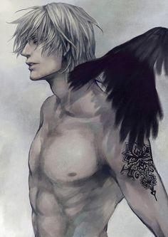 DMC ...Don't really get what the crow or raven is about, but you know, he's there, so -Will