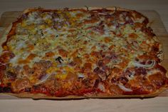 Mi toque en la cocina: Pizza