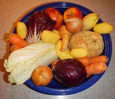 Februar Saisonales und regionales Obst und Gemüse. (c) www.einfachzerowasteleben.de