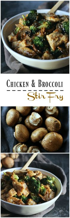 Chicken-Broccoli-Stir-Fry | http://gardeninthekitchen.com