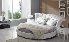 Modern bedroom furniture and platform beds in Toronto, Mississauga and Ottawa by La Vie Furniture