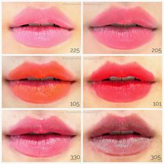 [ [ ✿ C H E R M A I N E H O ✿ ] ]: Review: The Body Shop Colour Crush Lipsticks