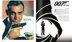 NICHE ICON- Holiday Issue James Bond, Holiday, Fictional Characters, Vacations, Holidays, Holidays Events, Fantasy Characters, Vacation