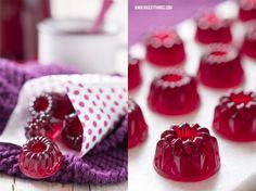 Kirsch-Glühwein-Fruchtgummi selber machen | * Nicest Things - Food, Interior, DIY: Kirsch-Glühwein-Fruchtgummi selber machen