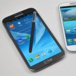 The Galaxy Note 3 expected in September.