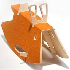 PERLUDI - Constantin, design rocking horse