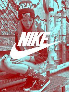 #nike #street