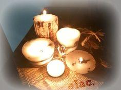 Candele d'autunno - vanilla and coffee - ottobre 2015
