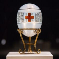 red cross faberge egg - Google Search