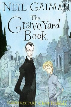 If you love Spirited Away, try The Graveyard Book by Neil Gaiman.   33 Books You Should Read Now, Based On Your Favourite Films