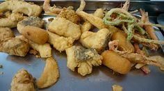 Pescaito frito de Freiduria La Isla #Sevilla