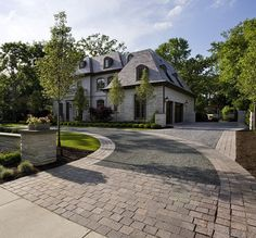 Another Driveway Idea