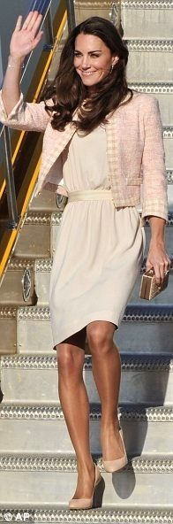 The Duchess on Canada Tour