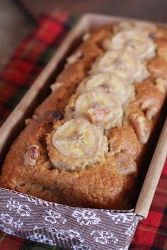 Fonte: Quitandoca Ingredientes 6 bananas maduras picadas (Eu usei nanica) 3 xícaras de flocos finos de aveia 1 e 1/2 xícara de açúcar cristal ou mascavo claro (eu usei um pouco de cada) 1 xícara de óleo de canola 4 ovos 1 colher (sopa) de fermento em pó 1 colher (sopa) de canela em pó Gotas de chocolate meio amargo (opcional - mas fica ótimo) Nozes picadas (Opcional - mas dá uma ótima textura)