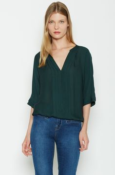 Joie Marru Blouse   This is a classic staple that Joie sells every season - it's super cute and versatile