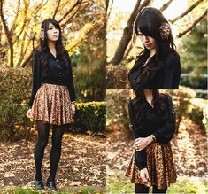 A touch of magic (by Isabel Z) http://lookbook.nu/look/3524051-a-touch-of-magic
