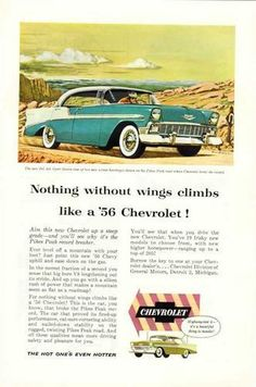 1956 Chevrolet Bel Air Sport Sedan