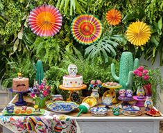 Mexican Night, Mexican Party, Baby Shower Mexicano, 50th Birthday, Birthday Cake, Birthday Ideas, Candy Table, Backyard Bbq, Party Themes