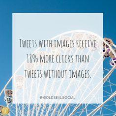 Use images!  #goldsealsocial #marketing #agency #socialmedia  #SMM  #SocialMediaManager #Advertisers #Digital #SEO #Specialist #Growth #Happiness #Progress #Success #instamood #instadaily #picoftheday Seo Specialist, Social Media Marketing, Seal, Happiness, Success, Mood, Digital, Tips, Instagram Posts