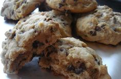 Foodista   Recipes, Cooking Tips, and Food News   Chocolate Chip Peanut Butter Banana Cookies