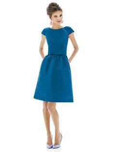 Alfred Sung Style D568 http://www.dessy.com/dresses/bridesmaid/D568/#.UsblNWRDsz4