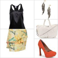 Quer montar um Look arrumado e colorido? Inspire-se no Look do Dia de Salvador!  http://cli.ma/Y2Ieb4