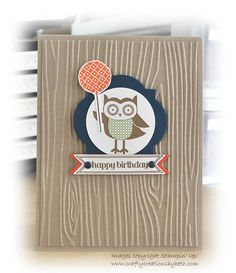Crafty Creations by Beth: Owl Occasions - Part 2