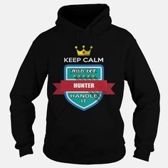 #HUNTER Keep Calm and #HUNTER shirts, Order HERE ==> https://www.sunfrog.com/Names/121661821-629974073.html?9410, Please tag & share with your friends who would love it, #christmasgifts #renegadelife #superbowl