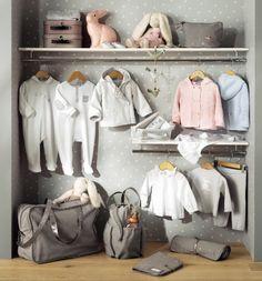 L'armoire de bébé... | GENTILITY® www.gentility.co #gentility