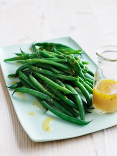 The zesty flavour of the mustard and orange dressing makes this a side dish with a difference.