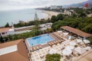Espectacular vista desde la habitación del Hotel a la playa de #Benicassim