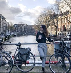 5 Most photogenic spots in Amsterdam - The El Stories Greek Girl, Amsterdam Canals, Cozy Cafe, Visit Amsterdam, Central Station, 16th Century, World Heritage Sites, Main Street, Lifestyle Blog