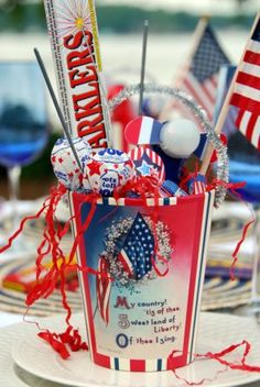 most popular 4th of july desserts