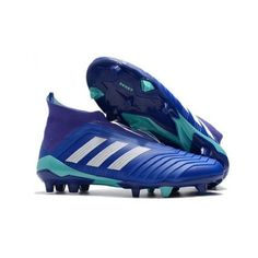 factory authentic cda23 2689a Adidas Predator 18 FG Laceless Football Boots - Royal White Purple is a  premium produc