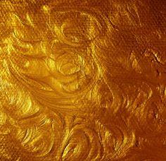 Acrylic Gold Paint Swirl Stock by Enchantedgal-Stock on DeviantArt