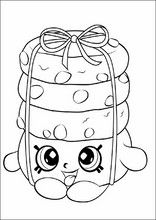 Shopkin Dolls Coloring Pages Elegant Shopkins Shoppie Doll Bubbleisha Coloring Page Black and White Letter A Coloring Pages, Free Kids Coloring Pages, Coloring Pages To Print, Free Printable Coloring Pages, Coloring Sheets, Easy Drawings For Beginners, Easy Drawings For Kids, Shopkins Season 6, Shopkins Drawings