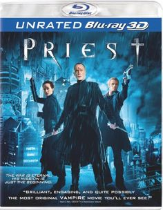 cool Priest (Unrated Version) [Blu-ray 3D] Check more at http://www.blurayflix.com/shop/3d-blu-ray/priest-unrated-version-blu-ray-3d/