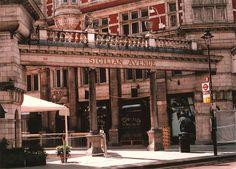 Sicilian Avenue, London