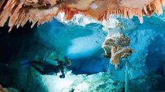 How top cave diver Jill Heinerth keeps calm under pressure; 'Emotions you won't serve me now' - http://ift.tt/2pFBQk1 For more scuba diving news follow us: http://ift.tt/2qGg6EH