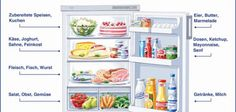 HOW TO – Kühlschrank organisieren