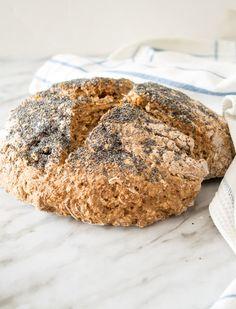 Nem acredito que é saudável!: Pão integral super rápido
