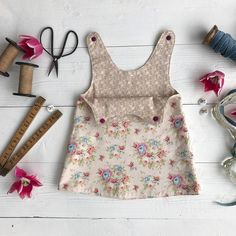 2 dresses in 1! This cute baby girls dress is Fully reversible and both sides are made out of beautiful #tildafabric  I want one in my size!  they would make a lovely new baby gift and are currently reduced over in the shop           #snaphappybritmums #seekthesimplicity #happydiscovery #capturingtheday #lifecloseup #nothingisordinary #pursuepretty #prettycreativestyle #slowlivingforlife #snaphappy #theartofslowliving #feelfreefeed #inspiremyinstagram #aquietstyle #verilymoment…