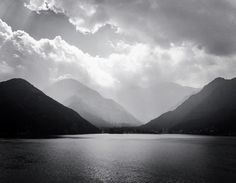 Ledrosee #lago #lago di Ledro #awesomeview #see #gardasee #awesome_foto #berge #mountains #clouds