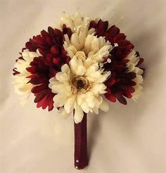 burgundy wedding bouquets - Yahoo Image Search Results